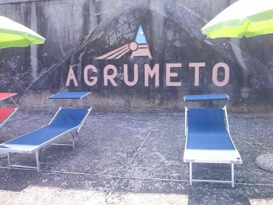 Villaggio Club Agrumeto: le sdraio