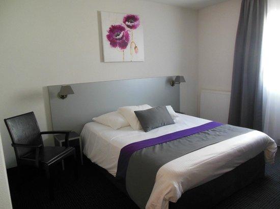 Acadine Hotel : Chambre standard