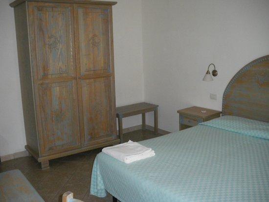 Alghero City Hotel : chambre