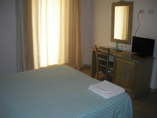 Alghero City Hotel: chambre