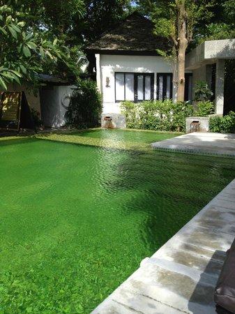 Punnpreeda Beach Resort: Great pool area
