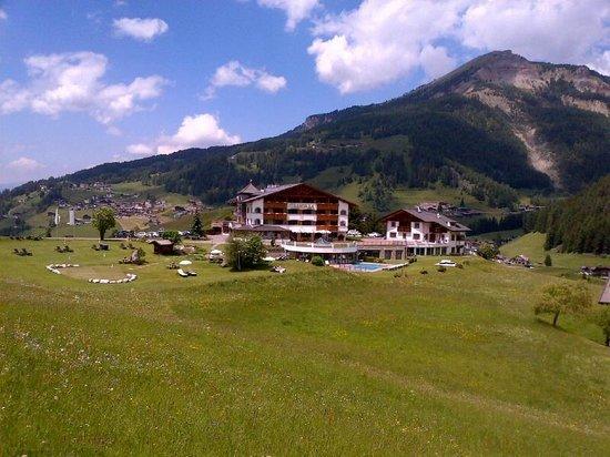 Granvara Relais & Spa Hotel: Vista dell'Hotel