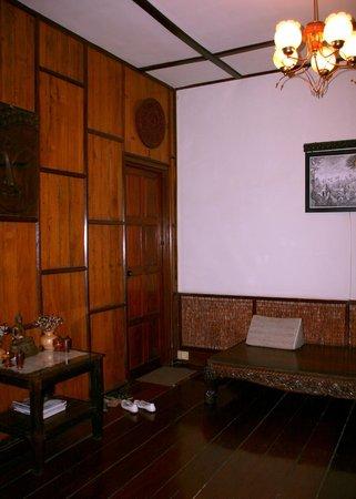 Auberge Sala Inpeng (Mekong Riverside Inn): Sitting Room 2