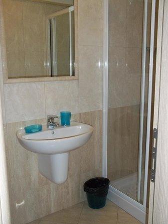 B&B Domus Diana : Bathroom