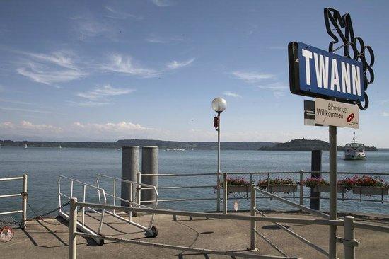 Hotel Baeren : Schiffländte