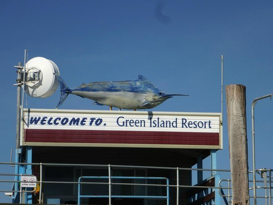 Green Island Resort: welcome!