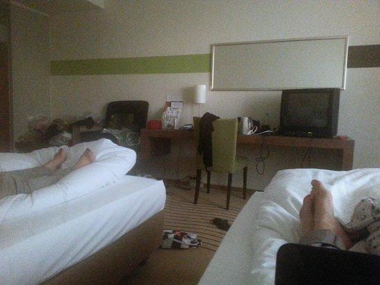 Holiday Inn Berlin City East: twin room