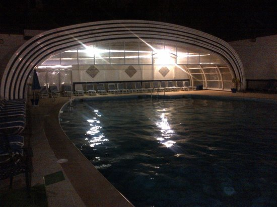 Hotel El-Djazair Ex Saint George: swimming pool