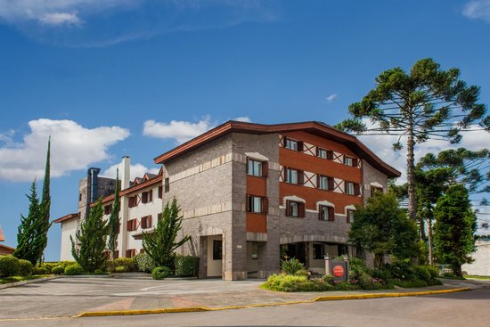 Prodigy Hotel Alpenhaus Gramado: Alpenhaus