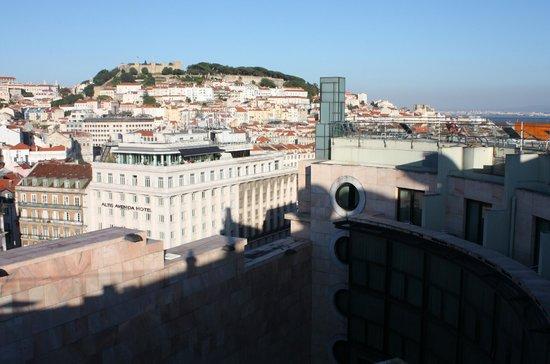 VIP Executive Eden Aparthotel: Vista desde azotea