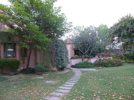 The Banyan Farm Villa: The beautiful Banyan Tree park