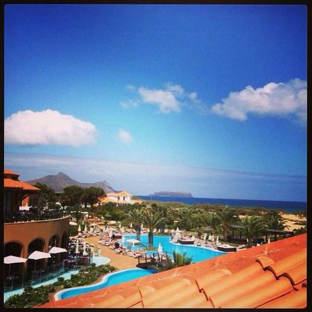 Pestana Porto Santo All Inclusive: View from our room