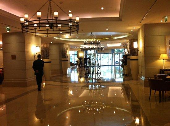 Corinthia Hotel Lisbon: Hotel Lobby