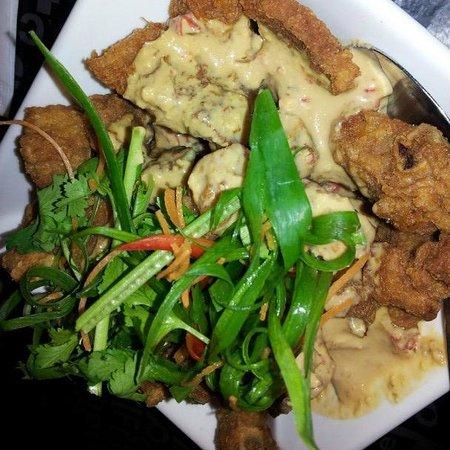 Hawker's Cuisine: Pork with Thai Sauce