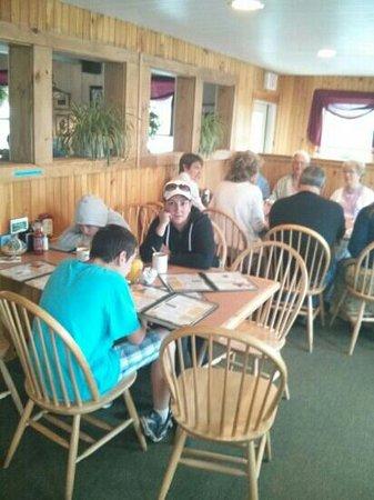 The Freeport Cafe: breakfast in freeport