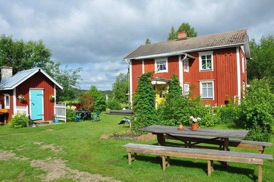 Région de l'Ostrobotnie du Nord, Finlande : Maxmo Torp B&B