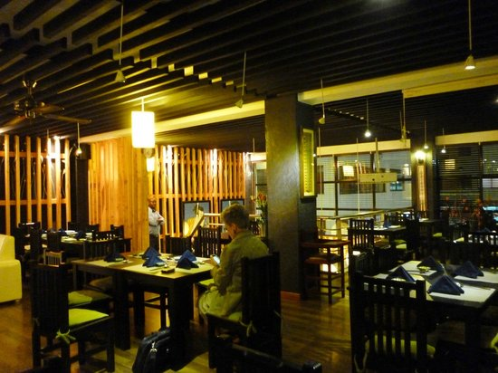 Misono: First Floor dining area
