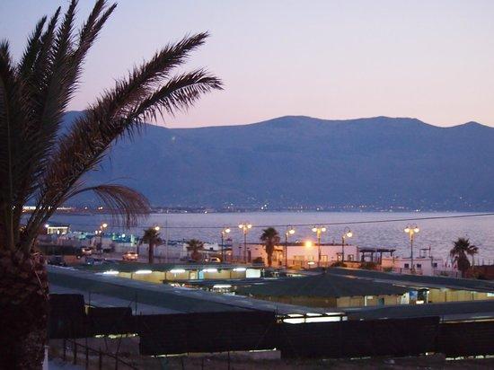 Villa le due Palme : Panorama dalla terrazza.