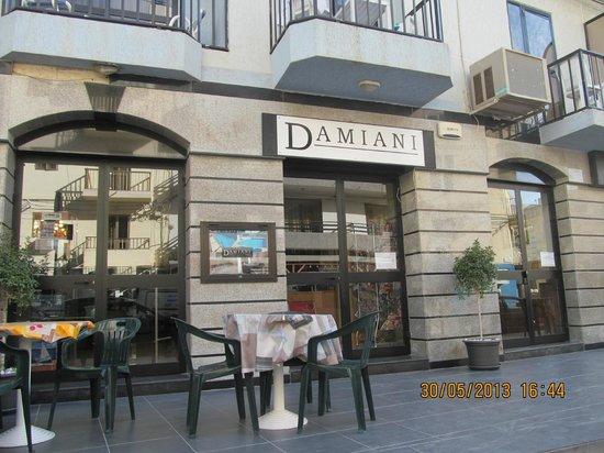 Damiani hotel
