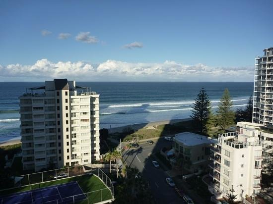 Biarritz Apartments Gold Coast: Add a caption