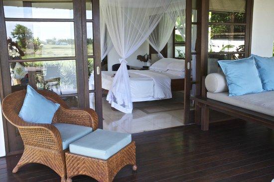 Kemah Tinggi: Villa room close to fields