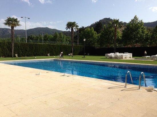 Hotel Marina Tossa: Pool