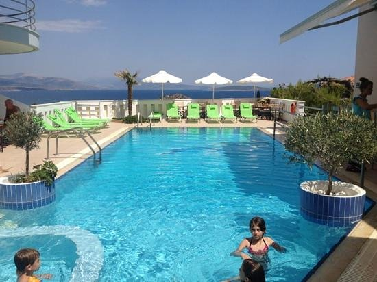 Amaryllis Hotel Apartment Foto