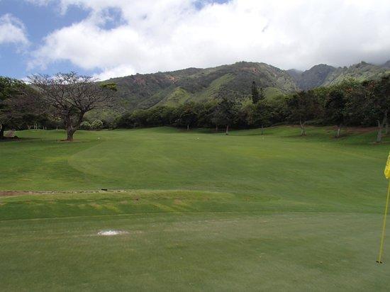 Kahili Golf Course: Nice views