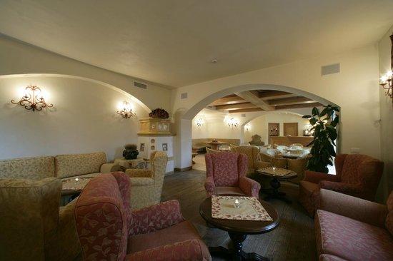 Hotel Europa Residence: il salotto