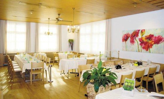 Hotel Rössli: Restaurant