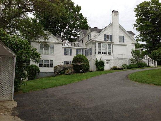 Oak Gables Bed & Breakfast: Main House