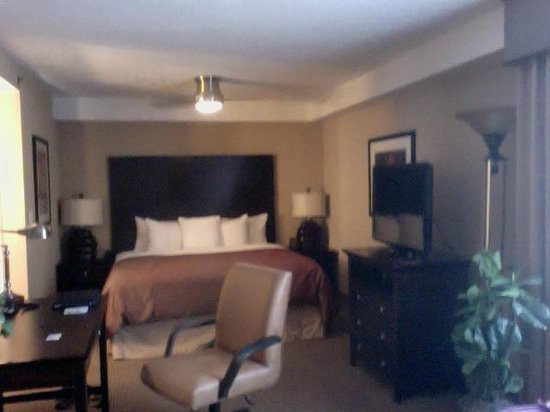 Homewood Suites by Hilton Salt Lake City - Downtown : Bed