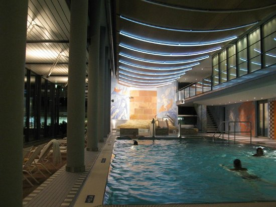 Hapimag Resort Interlaken: Hapimag Interlaken pool
