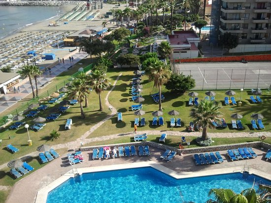 Sol timor view from 2nd floor studio appartment picture of sol timor apartamentos - Sol timor apartamentos torremolinos ...
