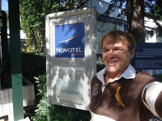 Novotel Geneve Aéroport : Eu em Geneve Novotel