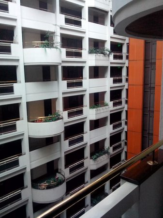 LAICO Regency Hotel: Floor view