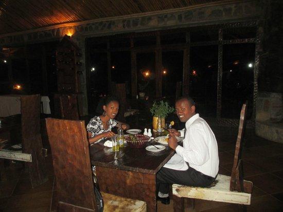 Kuriftu Resort and Spa Bahirdar: Testy foods
