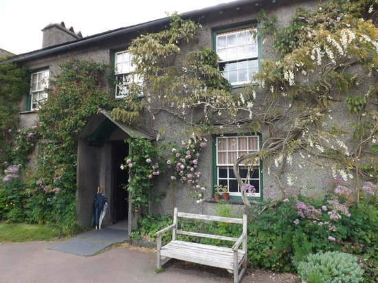 Hill Top, Beatrix Potter's House: Hill Top
