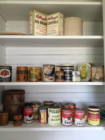 Sanibel Historical Museum and Village: Kitchen in the Sears Roebuck Kit Home