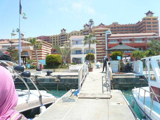 Porto Marina Resort & Spa: marina