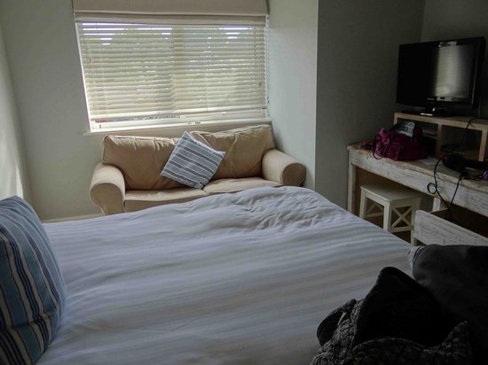 The Gallivant: Large Double Room