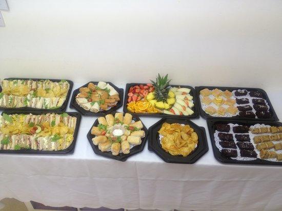 Butter-Full Ltd: Some of buffet