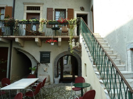 Province of Trento, Italy: Steps to room