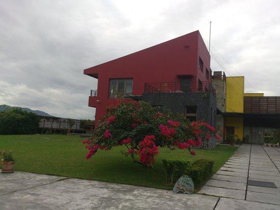 Casa de Angie B&B: 外觀