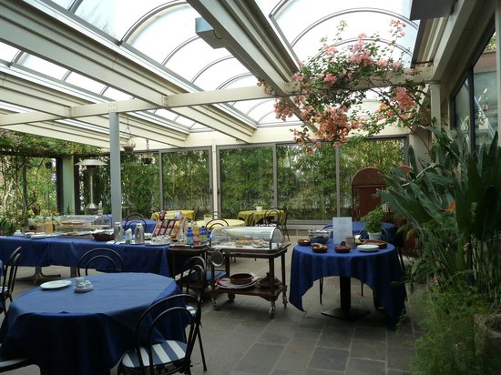 Province of Trento, Italy: Dining conservatory