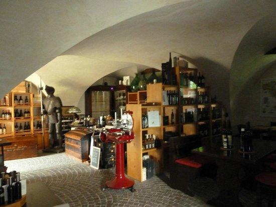 Locanda Restel De Fer: Wine and olive oil tasting
