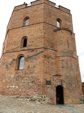 Castle Hill: Last remaining tower