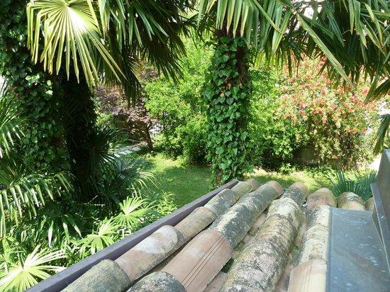 Locanda Restel De Fer: Garden