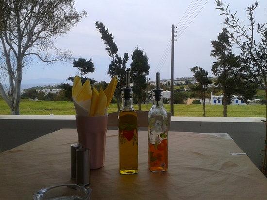 Anna & Giorgos taverna: vew
