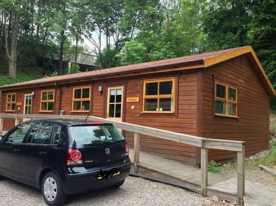 Pine Bank Chalets: Dulnain Chalet